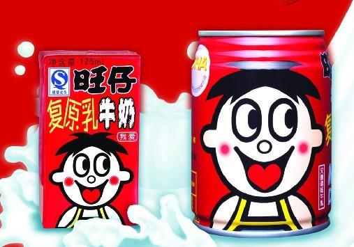 китайское молоко