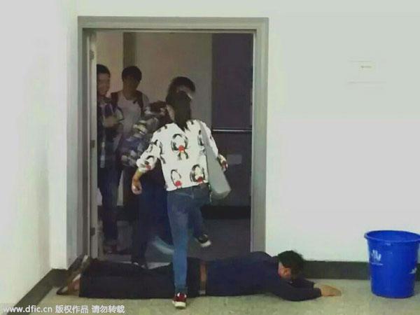 китайские университеты ухань