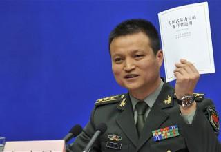 Новая оборонная стратегия КНР будет «активной»