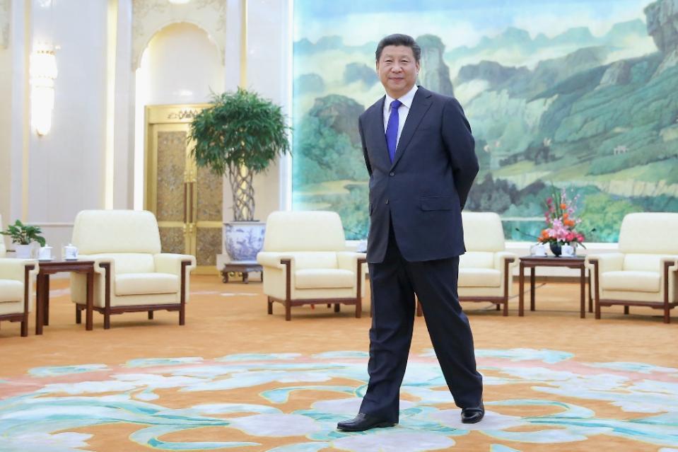 Си Цзиньпин, визит в россию