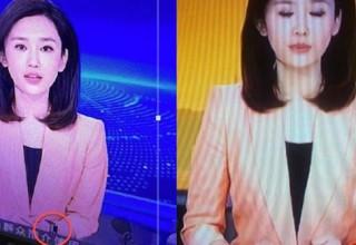 В Китае ведущую государственного телеканала раскритиковали за ношение Apple Watch