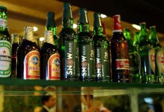 Китайское пиво вновь стало самым популярным в мире