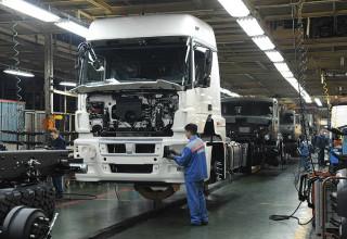 КАМАЗ может организовать сборочное производство в Китае