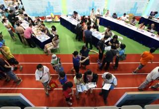 Около тысячи зарубежных университетов принимают результаты китайского ЕГЭ