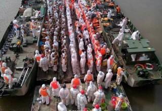 396 тел погибших при крушении теплохода на реке Янцзы найдены на судне