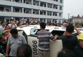 13 человек арестованы в Китае после атаки на полицейский участок
