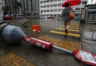Исследование: Гонконг больше других городов Азии подвержен природным катаклизмам