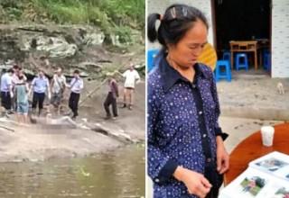В Китае влюбленная пара утопилась в реке из-за несогласия родителей на их брак