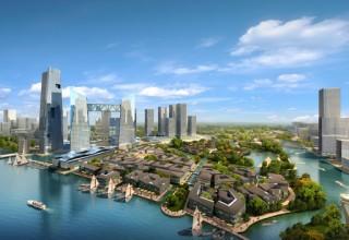 Китай собирается перенести городское правительство Пекина из центра в пригород