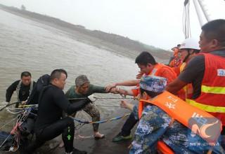 7 фактов о крушении теплохода на реке Янцзы