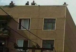 Китайская полиция застрелила троих выходцев из СУАР во время антитеррористической операции