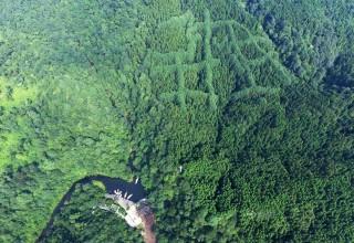 В Китае раскрыт десятилетний секрет горы Цюнлайшань
