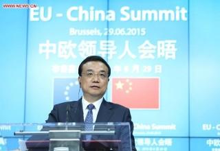 Евротур премьера Ли: обзор поездки премьера Госсовета КНР в Бельгию и Францию