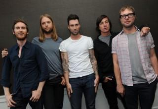 Твитт с поздравлением Далай-ламе мог стать причиной отмены концертов Maroon 5 в КНР