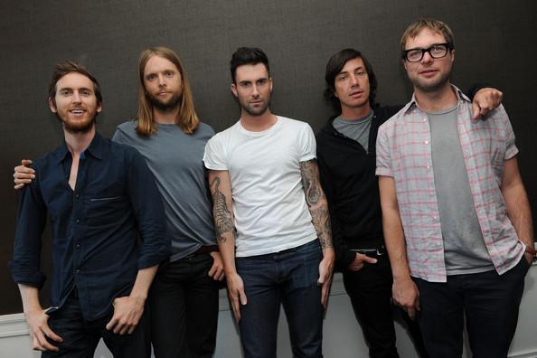 Концерты Maroon 5 в Китае отменены