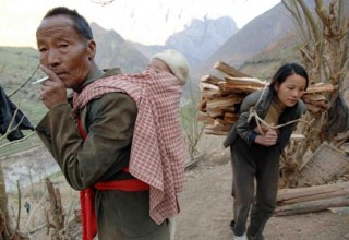 Власти КНР выделили больше средств на борьбу с бедностью