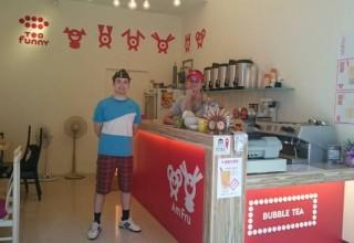 Тропический кисель: как русские открыли точку по продаже напитков на Тайване