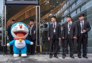 Alibaba предложит гаджеты из «Дораэмон»