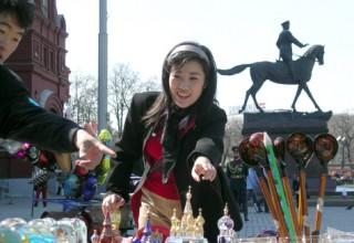 Китайские туристы оставили в России около $1 млрд в 2014 году