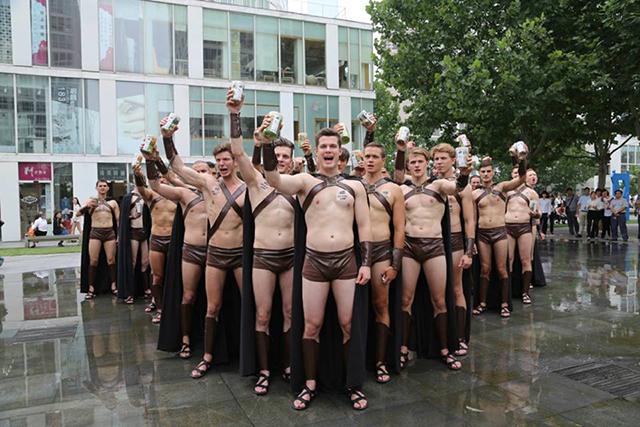 Пекин спартанцы