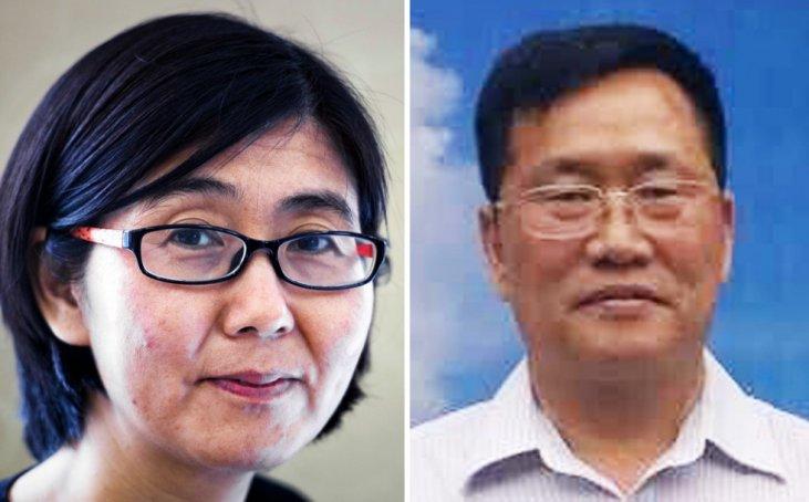 В Китае арестованы правозащитники