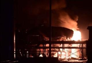 Прогремел взрыв на фабрике химикатов в провинции Шаньдун
