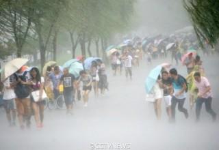 14 человек на востоке КНР стали жертвами тайфуна «Суделор»