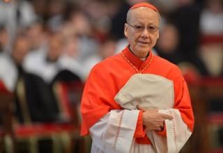 Гонконгский епископ призывает китайских чиновников прекратить снос церковных крестов