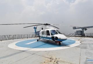В Шэньчжэне появилось «летающее такси»