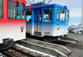 В Швейцарии появились специальные поезда для китайских туристов