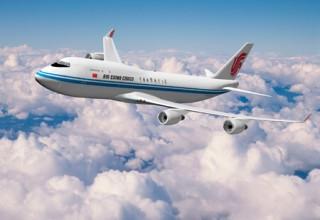 Boeing поставит в Китай 6330 самолетов в течение 20 лет