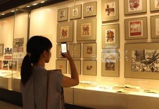 Ко Дню Победы над Японией в Пекине открылась крупнейшая книжная экспозиция
