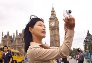 Китайские туристы потратили в Великобритании $78 млн за июль