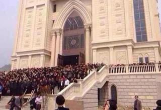 Китайские власти приказали снести 15 «незаконных» церквей в провинции Чжэцзян