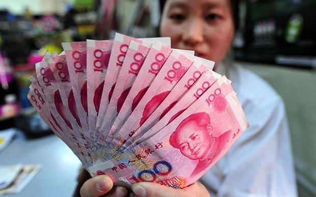 юань доллар