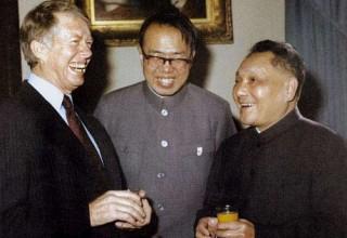 Фотогалерея: китайские лидеры в США