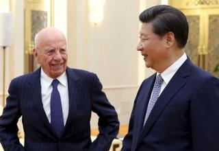 Си Цзиньпин сказал Мердоку: «Китай открыт для иностранных СМИ»