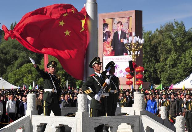 Фото: REUTERS/China Daily