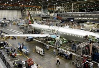 Boeing может построить завод в Китае