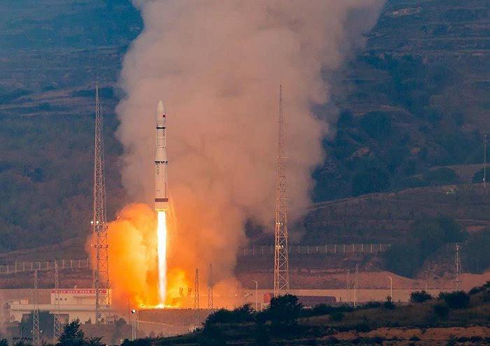 запуск Чанчжэн-6