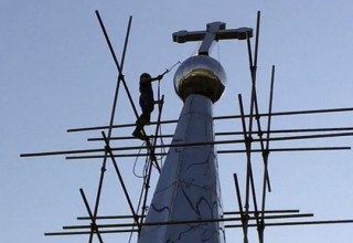 Китайского защитника прав христиан могут обвинить в шпионаже