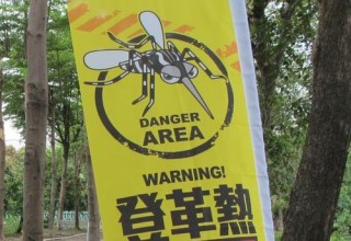 Число заболевших лихорадкой денге на Тайване превысило 9 тыс человек