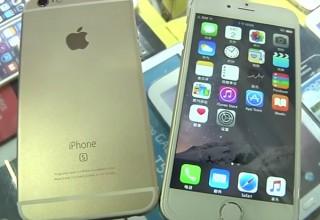 Китайцы создали точную копию iPhone 6s за $91