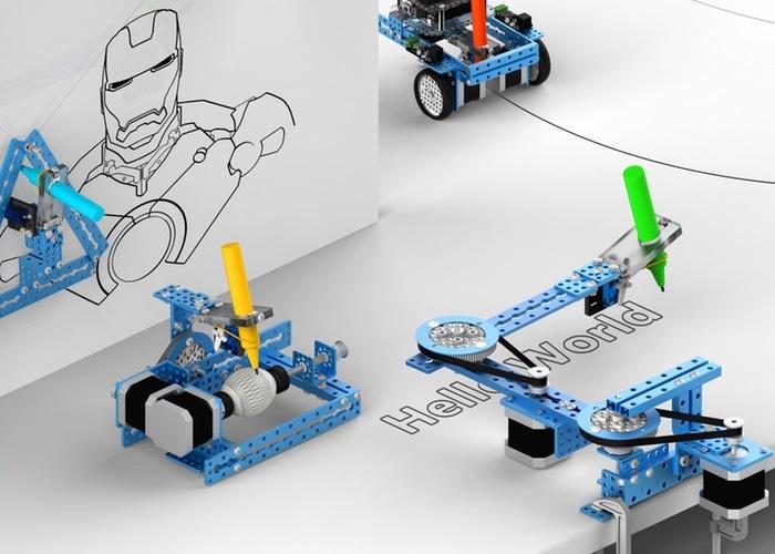 рисующий робот mDrawBot