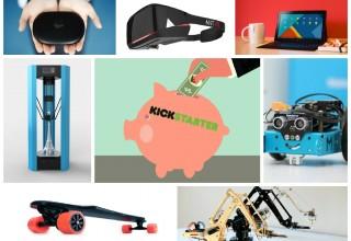 Китайцы на Kickstarter: 10 самых успешных краудфандинговых проектов из КНР