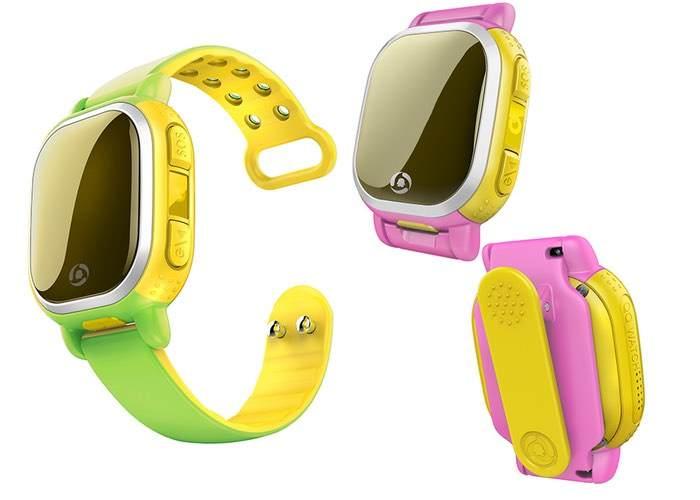 Tencent умные часы для детей