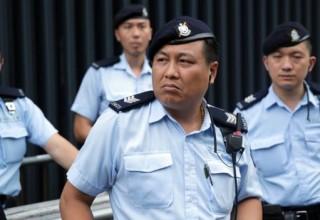 Китайская полиция арестовала 19 тысяч членов триад