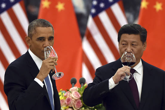 Си Цзиньпин, Барак Обама, президент США, председатель КНР
