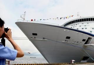 Китай построит круизный лайнер в два раза больше «Титаника»
