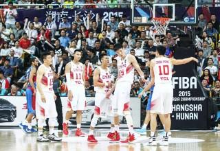 Мужская сборная КНР по баскетболу пробилась на Олимпиаду-2016